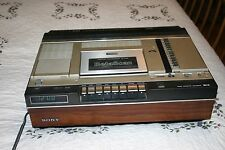 Vintage Sony Betamax VCR SL-5400 Powers On, But Untested Rare