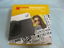 Kodak Printomatic Digital Instant Print Camera 10mp Black RODOMATICBK
