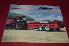 Case International Manure Spreaders Dealer Brochure YABE10