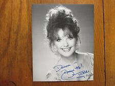 "DAWN WELLS (""Gilligan's Island/Mary Ann"")Signed  8 x 10  Black and White  Photo"