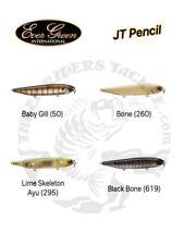 Evergreen JT-95 Pencil Custom Topwater Bait - Choose Color