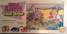 1993 UNCLE HAPPYS TRAIN GAME by Mayfair Games LEARN GEOGRAPHY New - VERY RARE
