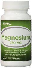 Suplemento De Magnesio Para La Salud Completa Pastillas De 250mg - 90 Pastillas
