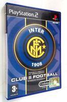 FC Internazionale Club Football 2003/2004 - PS2 - Playstation 2