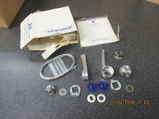 vintage Campagnolo Syncro 2 shifters missing parts, NOS