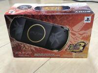 SONY Play Station Portable PSP Monster Hunter 3rd PSP-3000MHB Hunters Model
