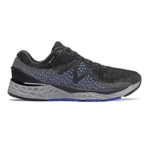 Men's NEW BALANCE 880v10 GORE-TEX RUNNING Size 9 D Black Blue Sneaker M880GX10
