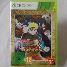 Xbox 360-Microsoft ► Naruto Shippuden: Ultimate Ninja Storm 3-Full Burst ◄
