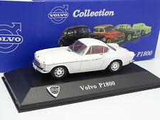 Atlas UH Presse 1/43 - Volvo P1800 Blanche