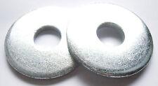 2x Scheibe M22 DIN 440 R Stahl verzinkt Ø außen 70 mm U-Scheibe Höhe 6mm ISO7094