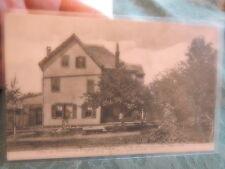 1912 Farm House Loch Sheldrake Sullivan County New York NY Catskills Post Card