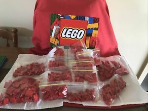 Lego - Red Roofs