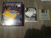 Chase H.Q CBM Amiga ocean game instruction boxed