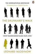 The Drunkard's Walk: How Randomness Rules Our Lives-ExLibrary