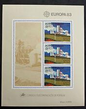 EUROPA Timbre ACORES Stamp - Yvert et Tellier Bloc n°4 n** (Y3)