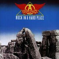 AEROSMITH - ROCK IN A HARD PLACE  CD  10 TRACKS HEAVY METAL/HARD ROCK NEU