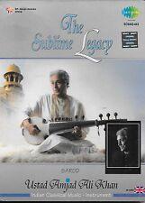 USTAD AMJAD ALI KHAN - '' THE SUBLIME LEGACY '' NEW BOLLYWOOD CD