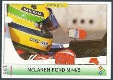 """PMC-AYRTON SENNA """"MAGIC SENNA"""" F1- #155-McLAREN FORD Mp4/8-SPA-BELGIUM"""
