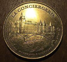 JETON TOURISTIQUE LE CONCIERGERIE 2001 MDP MILLENIUM (197)