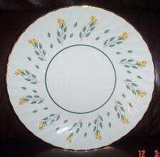 Royal Wessex Swinnertons Ironstone Plate Yellow Flower Pattern