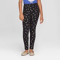 New Gymboree 3T 4T 5T 10 12 Year Girls Navy Sparkle Velour Leggings Pants Soft