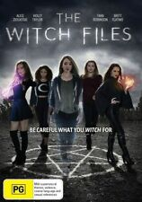 The Witch Files (DVD, 2018)