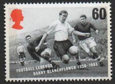DANNY BLANCHFLOWER/FOOTBALL/GB 1996 UM MINT STAMP