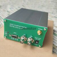 GNSS GNSSDO Disciplined Oscillator Clock LCD Display Frequency 10MHz for GPS BDS