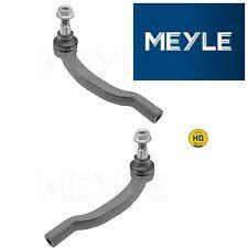 2x MEYLE Spurstangenkopf 11-160200015/HD 11-160200016/HD rechts links