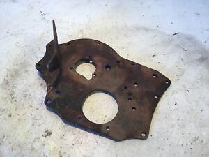 MG. MGA.  Motor Mount Plate              3787