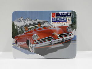 1:25 1953 Studebaker Starliner with Racing Options & Collector Tin AMT AMT1251