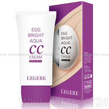 L'EGERE EGG BRIGHT AQUA CC CREAM SPF50+ PA+++ 35ML LEGERE