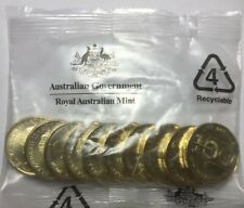 2020 $1 QANTAS Spirit of Australia 100 Years - Mint Bag of Coins (10 coins)