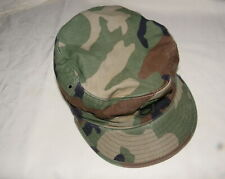 Military Issue Camo Army Hat 7 3/4