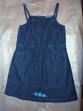 JOLIE ROBE JEANS FILLE MARQUE COMPLICES TAILLE 4 ANS