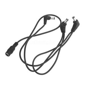 Vitoos 3 ways Daisy Chain Cable Guitar Effects Pedals 5pack