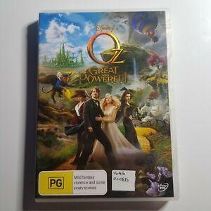 Oz The Great And Powerful | DVD Movie | Fantasy | James Franco, Mila Kunis | PAL