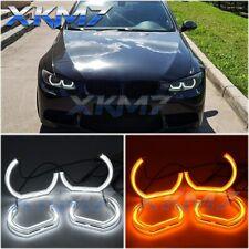 LED Angel Eyes DTM Halo Kit For BMW E90 E91 E92 E93 325I 328I 330I 330XI 335I