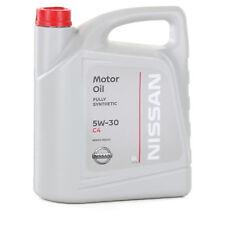 5 Litri Olio Motore Originale Nissan Sintetico 5W30 Acea C4 KE900-90043