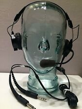 BRAND NEW TELEX AIRMAN 850 ANR Headset p/n 301317-000 FREE SHIPPING