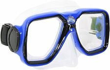New listing Deep Blue Gear Maui Diving and Snorkeling Mask, Optical Lens Ready