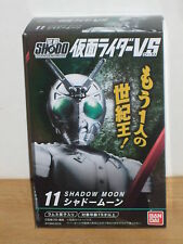 Bandai Kamen Rider VS Shodo Wave 3 No. 11 Shadow Moon MISB sealed masked black