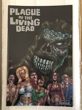 Plague Of The Living Dead #1 Special Avatar Comic Book NM Condition 2007