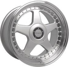 """17"""" Spl Dare Dr-f5 Llantas de Aleación para 4x100 Rover Seat Suzuki Volkswagen"""