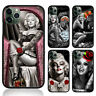 Marilyn Monroe Phone Case Goth Punk For iPhone iPod Samsung Galaxy S Note Cover