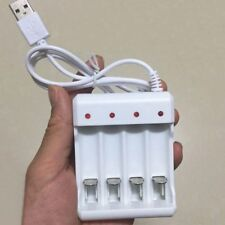 AA/AAA Ni-MH Ni-Cd Battery USB Plug Intelligent Battery Charger Rechargeable