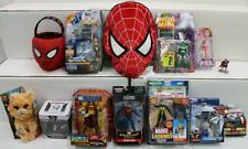 Lot of 13 Superhero Items-Marvel Legends, DC Universe, Q Fig, Pillow & More NIB