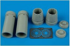 Aires 1/72 F/A-18C Exhaust Nozzles Closed for Academy kit # 7214