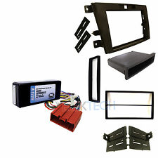 Radio Replacement Adapter & Single Din Dash Mount Bose Retention for Mazda CX-7