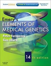 Emery's Elements of Medical Genetics: With STUDENT CONSULT Online Access, 14e (